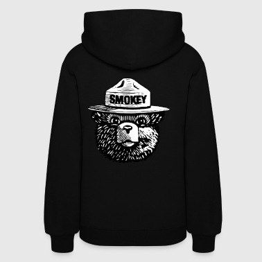 Smokey_the_Bear.png - Women's Hoodie