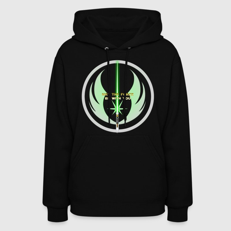 May The force Be With You - Women's Hoodie