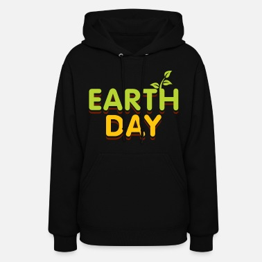 Nature Conservation Earth Day nature conservation - Women's Hoodie