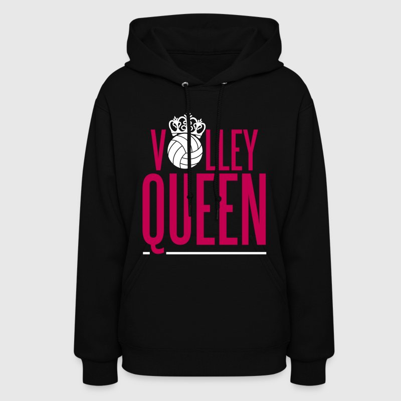 Volleyball Queen - Women's Hoodie