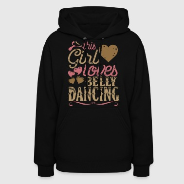 Belly Dancing - Women's Hoodie