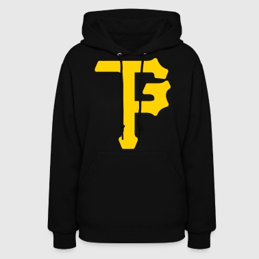 Wiz Taylor Gang Pittsburgh Logo - stayflyclothing.com - Women's Hoodie