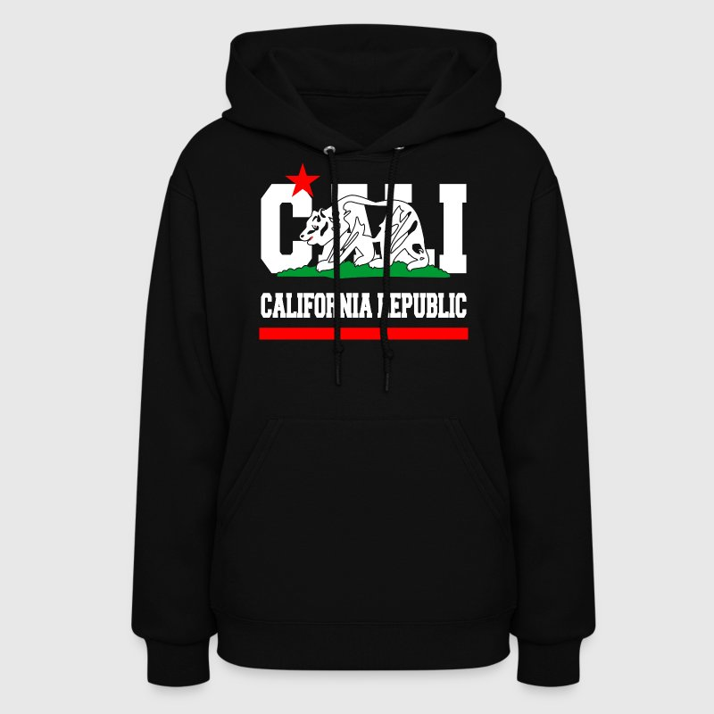 NEW California Republic - Women's Hoodie