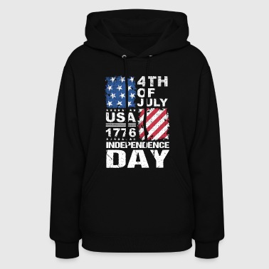 independence day - Women's Hoodie