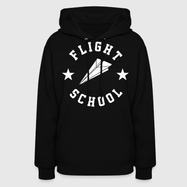 Flight School - stayflyclothing.com - Women's Hoodie