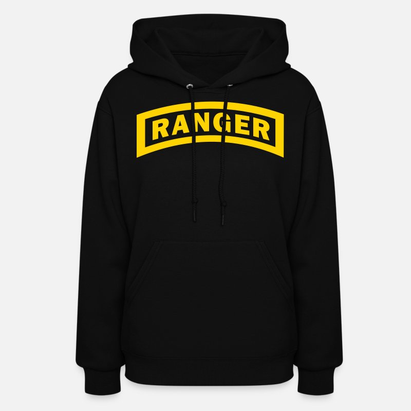 Army Hoodies & Sweatshirts - U.S. Army Ranger - Women's Hoodie black