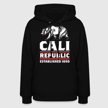 CALI Republic Established - Women's Hoodie