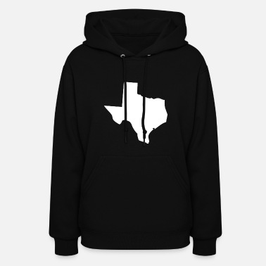 Austin I Love Texas (white) - Women's Hoodie