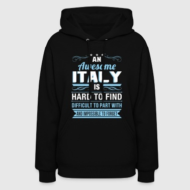 Little Italy Italy - I'm a awesome Italian - Women's Hoodie