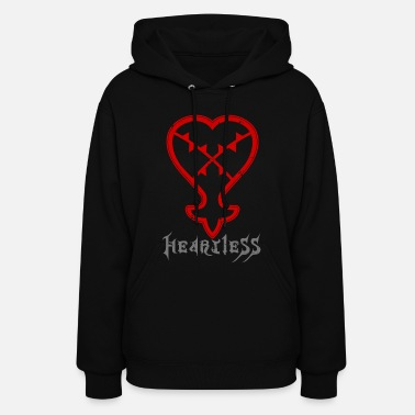 Heartless Kingdom Hearts Heartless - Women's Hoodie