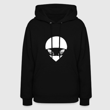Riot at the Dojo - Alien America - Women's Hoodie