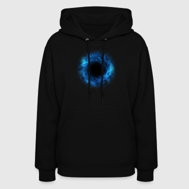 black hole - center of all things, DD / - Women's Hoodie