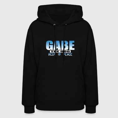 Gabe The Dog - Women's Hoodie