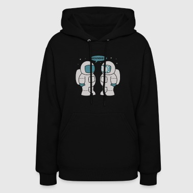 SPACE SNEEZE - Women's Hoodie