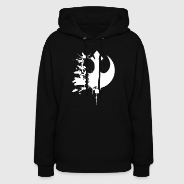 HEROES OF THE REBELLION - Women's Hoodie