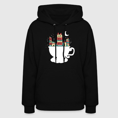 Lill World of coffee - Women's Hoodie