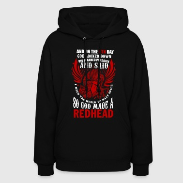 God Made Redhaed Shirt - Women's Hoodie