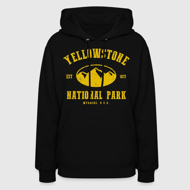 Yellowstone National Park - Women's Hoodie