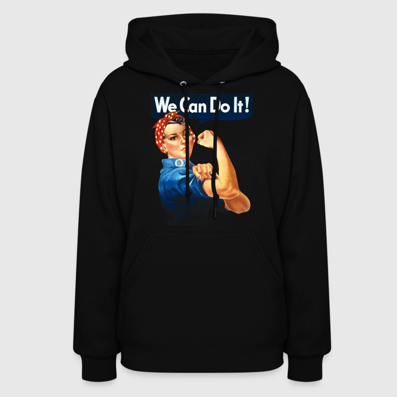 We Can Do It! - Women's Hoodie
