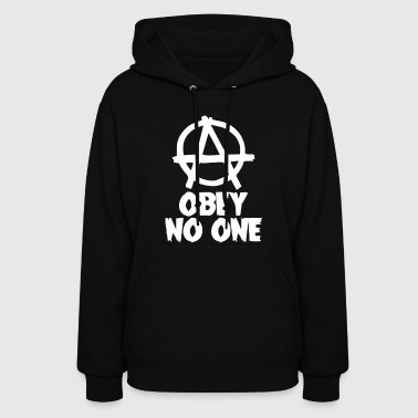 Obey No One - Women's Hoodie