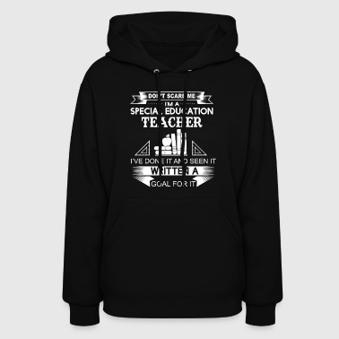 Educator Special education - Funny Special Education Teac - Women's Hoodie