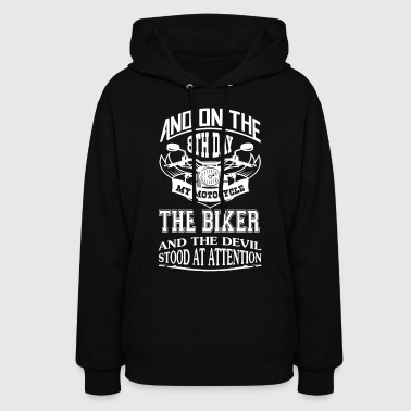 Bikers Biker - The Biker - Women's Hoodie