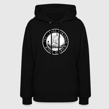 Vikings World Tour Ship - Women's Hoodie