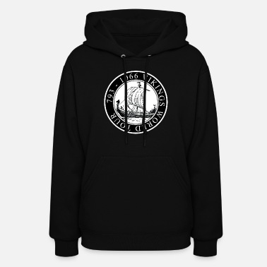 World Vikings World Tour Ship - Women's Hoodie