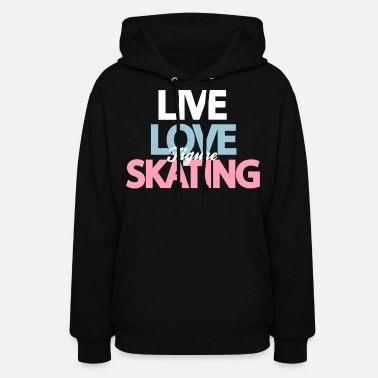 Figure Skating Love Figure Skating - Women's Hoodie