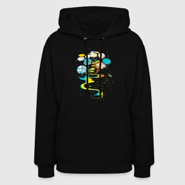 Umbrella The Umbrellas - Women's Hoodie