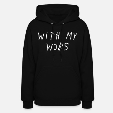 Late With My Woes Shirt - Women's Hoodie
