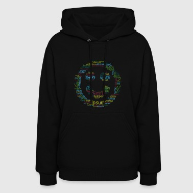 smile for life typo - Women's Hoodie