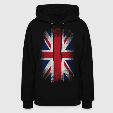 British ROCK UK! - Women's Hoodie