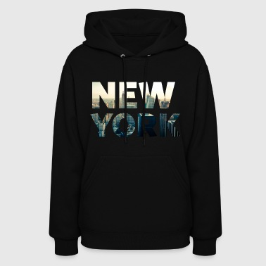 new york city - Women's Hoodie