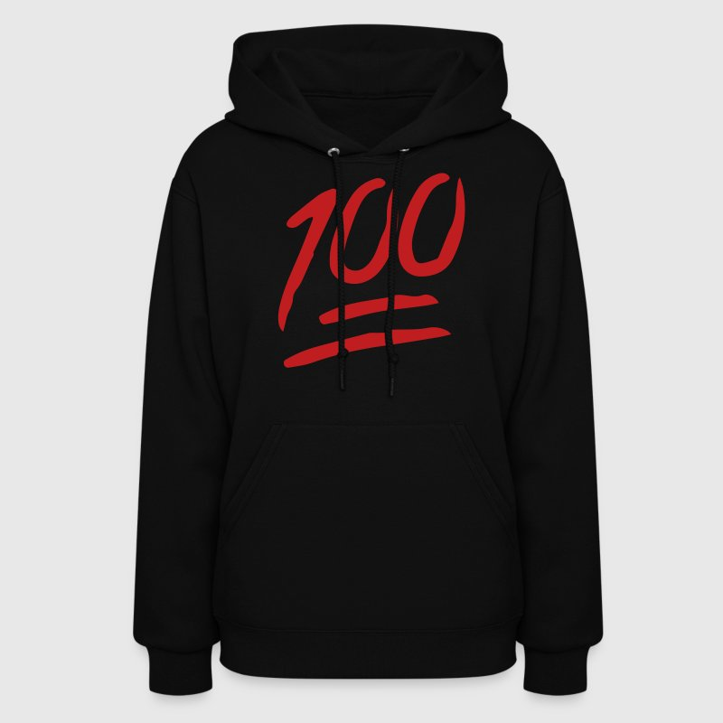 Keep It 100 Shirt - Women's Hoodie