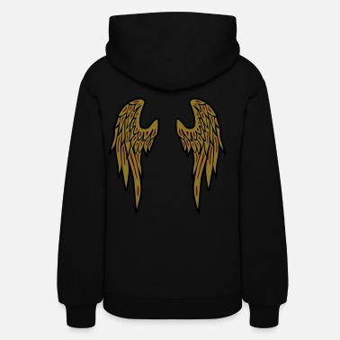 Angel's Wings Angel wings - Angelwings - Women's Hoodie