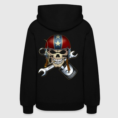 Rebel Ride Black - Women's Hoodie