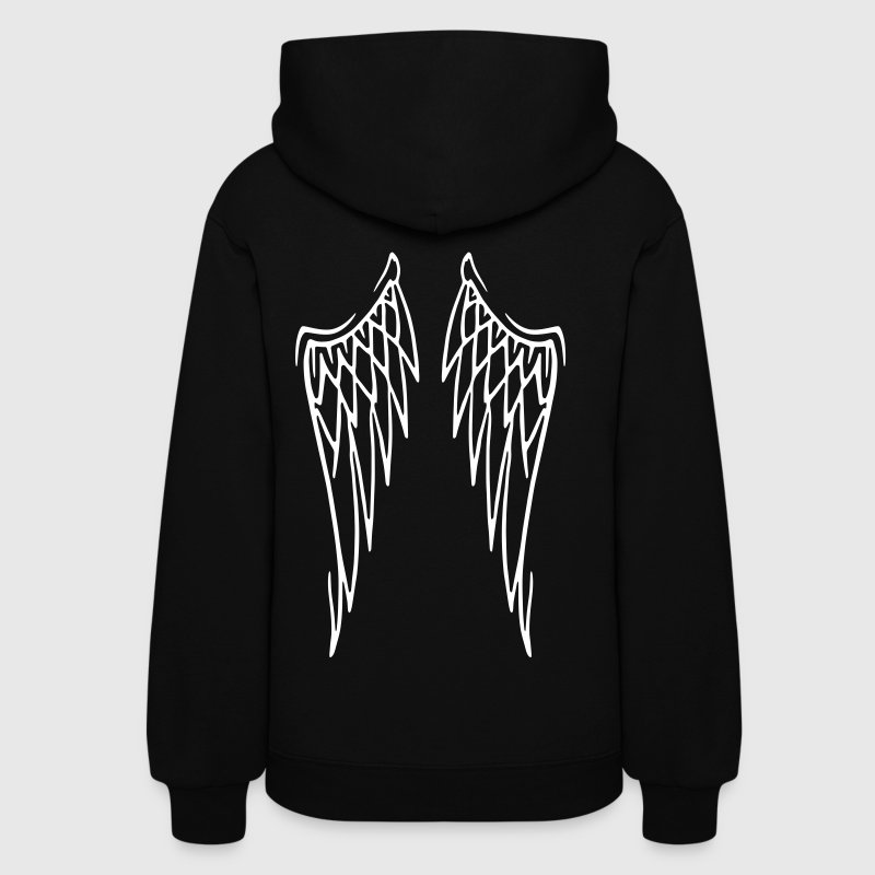 angel wings - Women's Hoodie