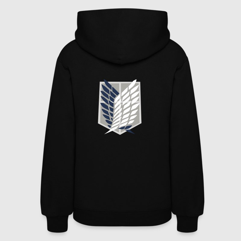 Wings of Freedom - Women's Hoodie