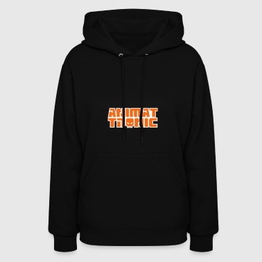 Animattronic Logo Stacked - Women's Hoodie