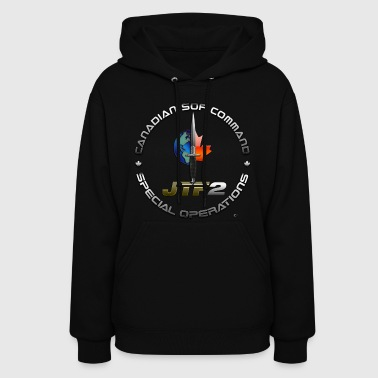 Joint Task Force 2 (JTF2)  - Women's Hoodie