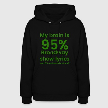 Musical Theatre Fan - Women's Hoodie