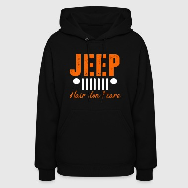 Jeep Hair Don't Care T-shirt - Women's Hoodie