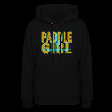 Paddle Board T Shirt - Women's Hoodie