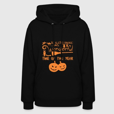 Its The Most Wonderful Time Of The Year - Women's Hoodie