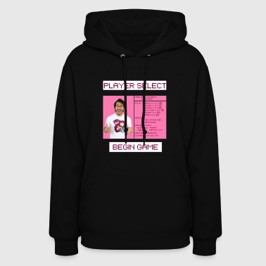 Markiplier Player Select Screen T shirt - Women's Hoodie