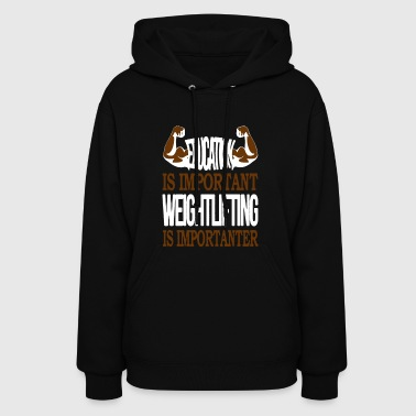 Weightlifting Shirts - Women's Hoodie