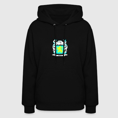 Arias Coat of Arms Family Crest 4397 tshirt - Women's Hoodie