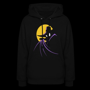 The Terror that Flaps in the Night - Women's Hoodie