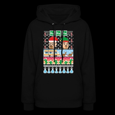 Breaking Christmas Ugly Christmas Sweater - Women's Hoodie